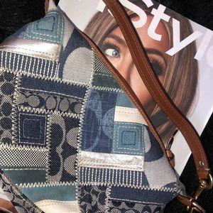 Cute coach hand bag